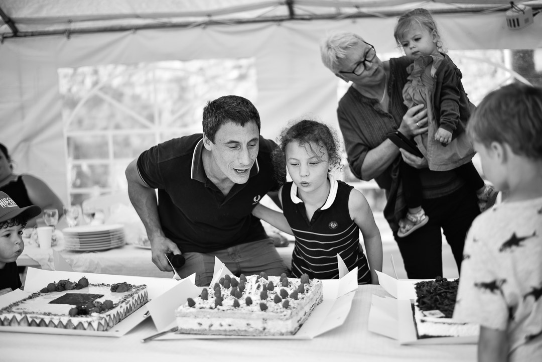 photo gâteau anniversaire