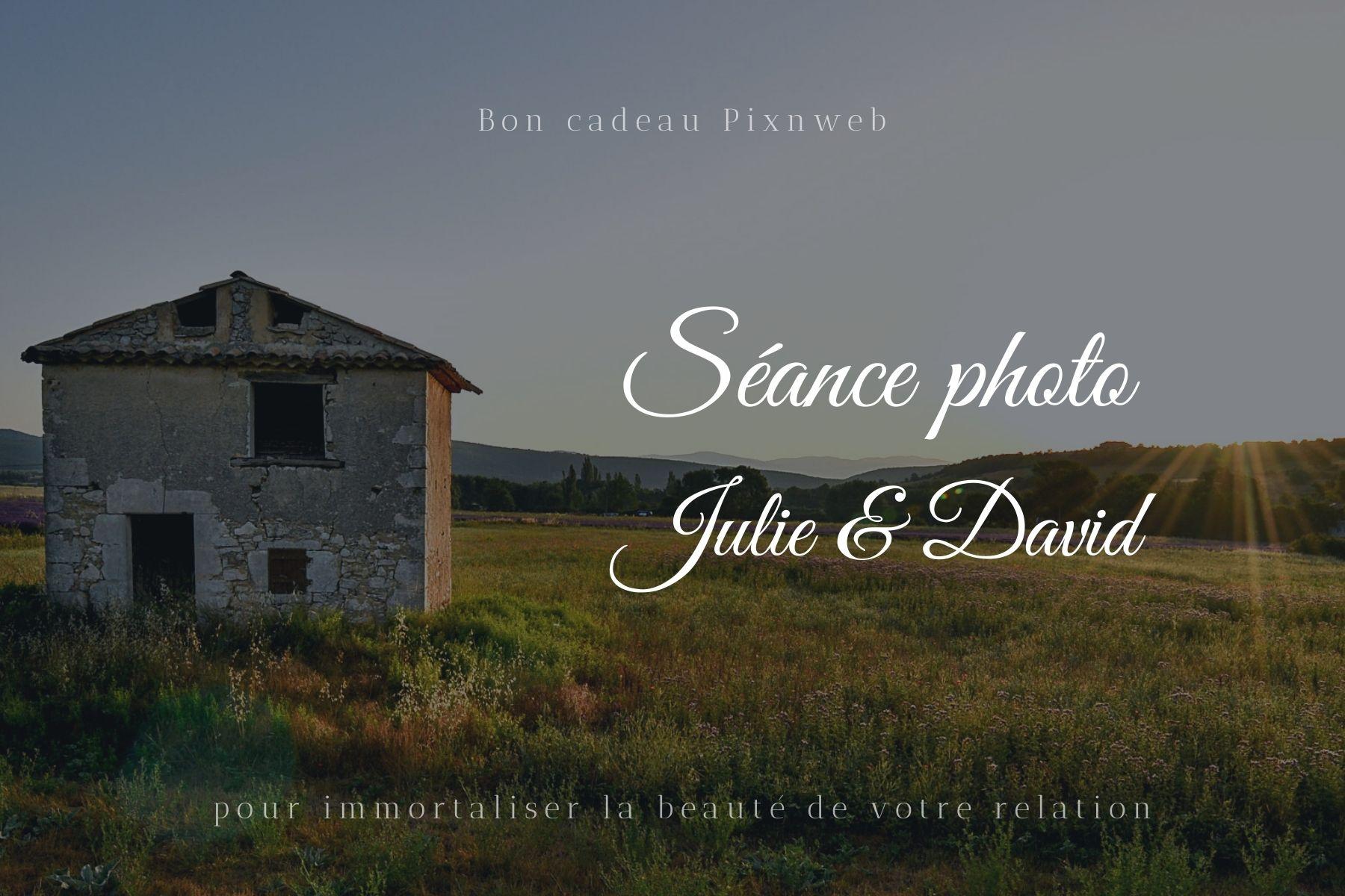 Offrir une carte cadeau pour une séance photo avec un photographe 13 Aix en Provence